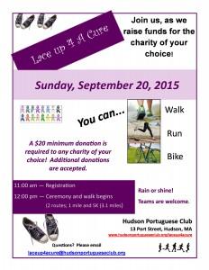 2015 LU4AC walk poster